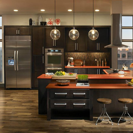 Houston kitchen cabinets custom kitchen cabinets for Kitchen design 77070